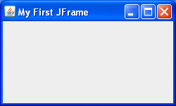 A window in a Windows system